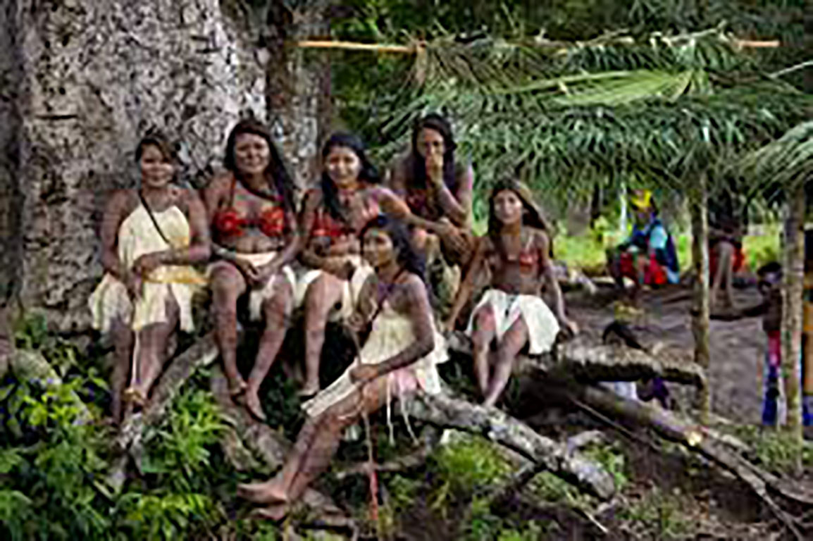 Indigenous People of the Amazon-March 4 at 3:30 p.m.