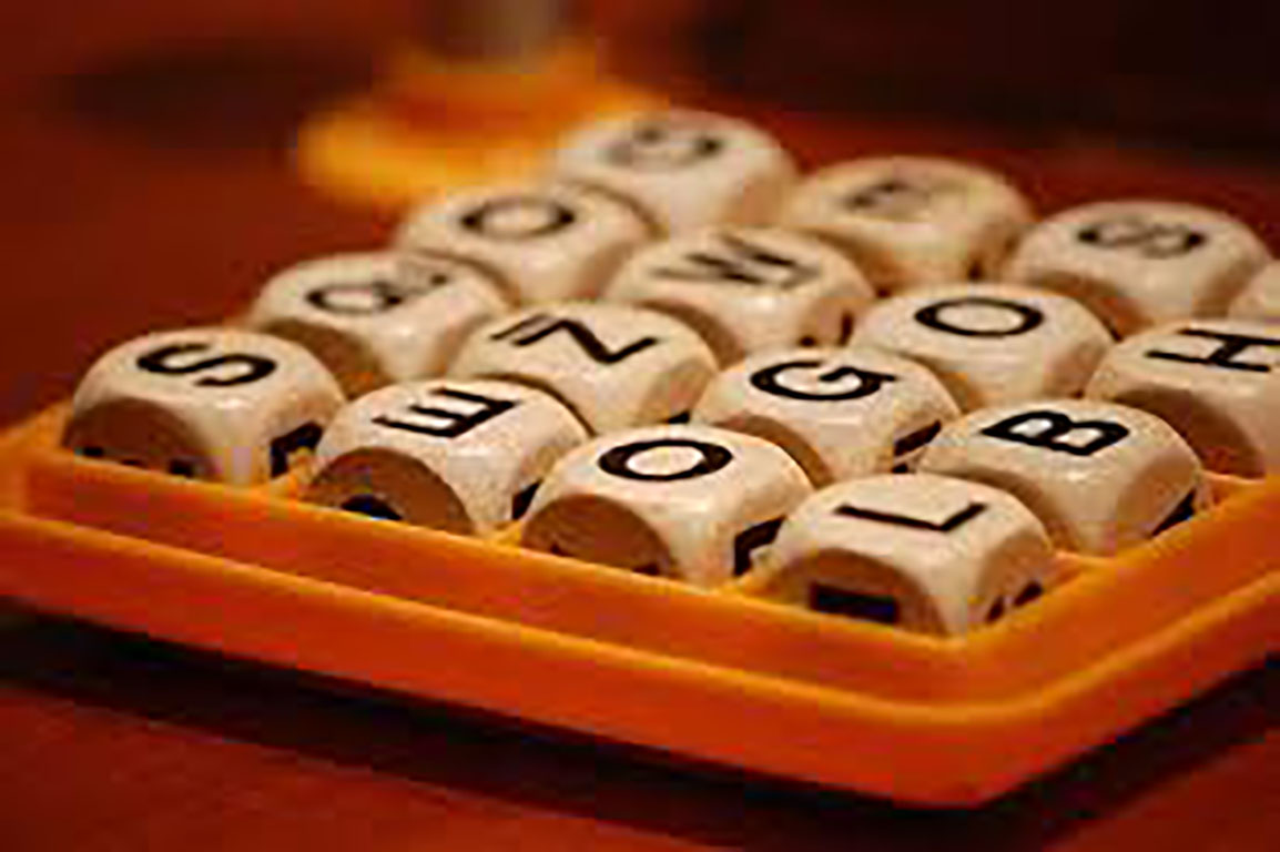 Let's Play Boggle - February 3 at 4:00 p.m.